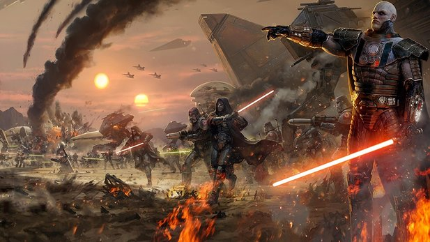 Star Wars: The Old Republic Wallpaper :