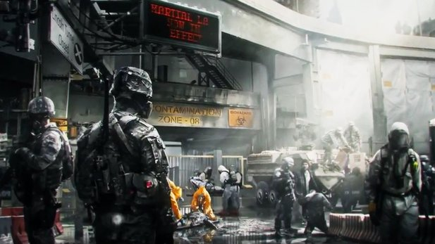 The Division - Story-Trailer: New York wird zur Todeszone