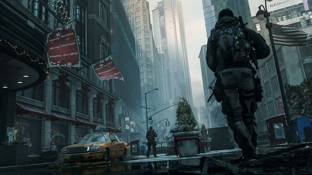 The Division - Launch-Trailer zur Open-Beta
