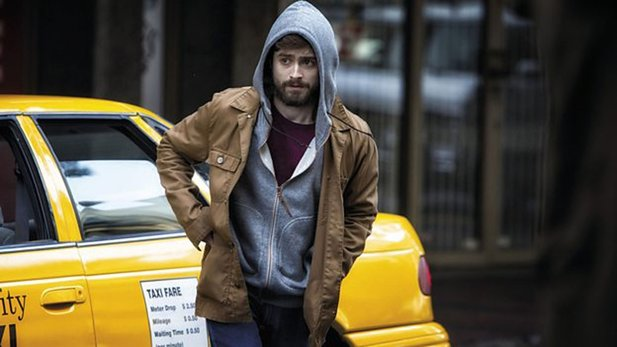 The Gamechangers - Daniel Radcliffe als Sam Houser.