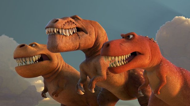 The Good Dinosaur - Neuer Trailer zu Pixars Animationskomödie