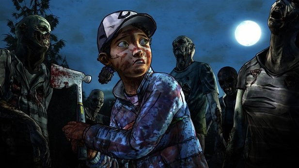 The Walking Dead: Season Two geht mit »Amid The Ruins« in die vierte Runde.