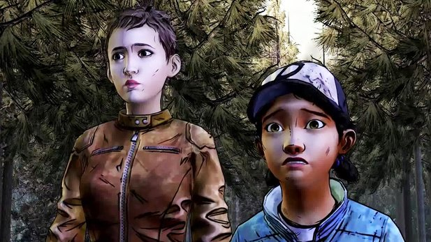 The Walking Dead: Season Two - Episode 4: Amid the Ruins - Ingame-Trailer zur vierten Episode