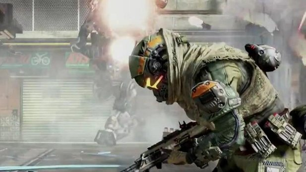 Titanfall - TV-Trailer »Standby for Titanfall«