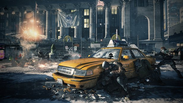 Tom Clancy's The Division - Gamescom-Trailer zeigt begeisterte Spieler