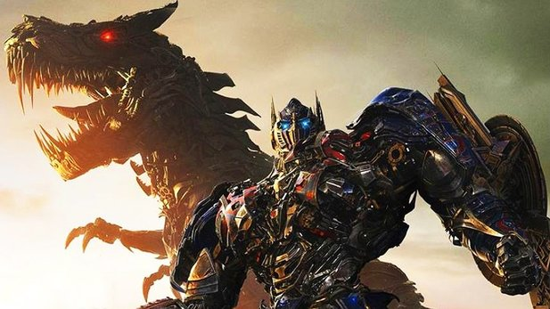 Transformers 4 - Trailer mit Optimus Prime