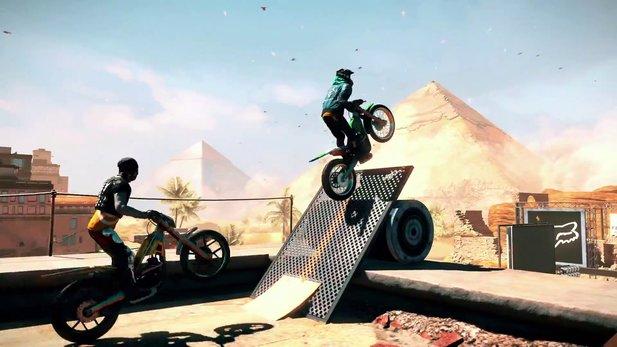Trials Rising - E3-Trailer zum neuen 2,5D-Rennspiel