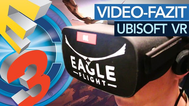 Video-Fazit: Ubisoft-VR - Johannes Rohe über Eagle Flight und Star Trek: Bridge Crew