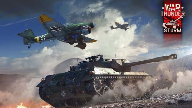 War Thunder - Trailer zum Update 1.67 »Sturmangriff«