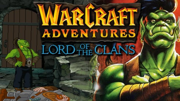 Warcraft Adventures: Lord of the Clans - Angespielt: Wir zeigen das eingestampfte Adventure