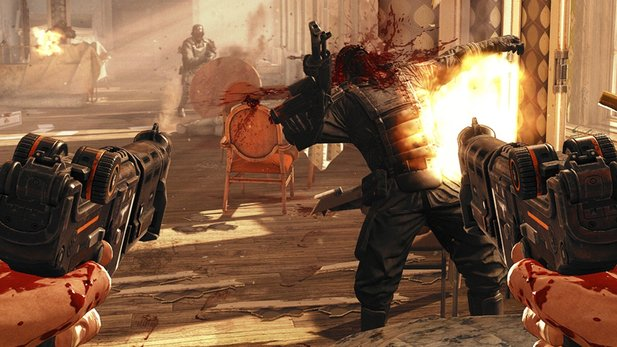 Wolfenstein: The New Order - Vorschau-Video zum Ego-Shooter