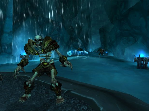 Die Erweiterung Wrath of the Lich King ist in China nie erschienen.