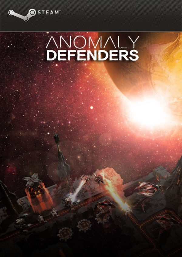 Cover zu Anomaly Defenders