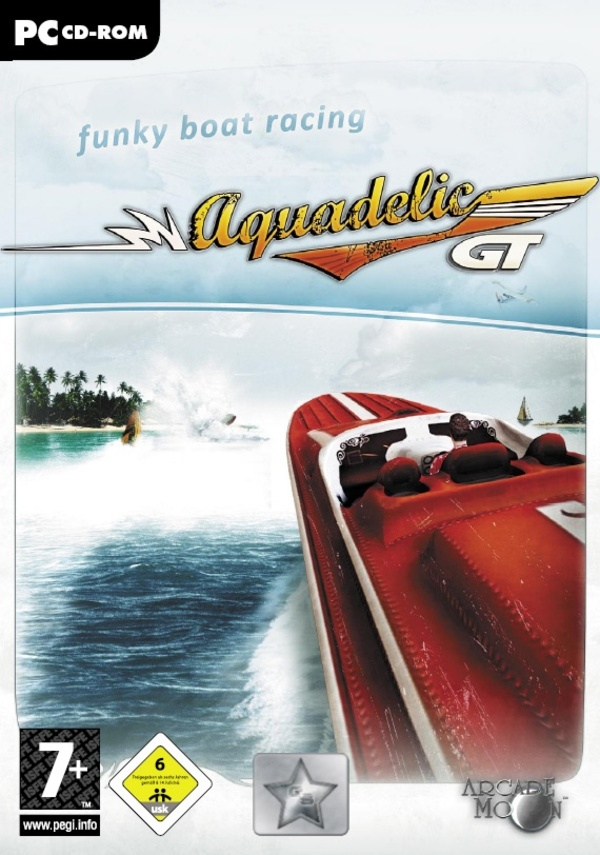 Cover zu Aquadelic GT
