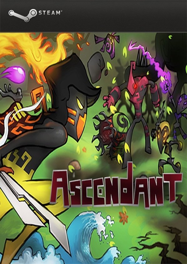 Cover zu Ascendant