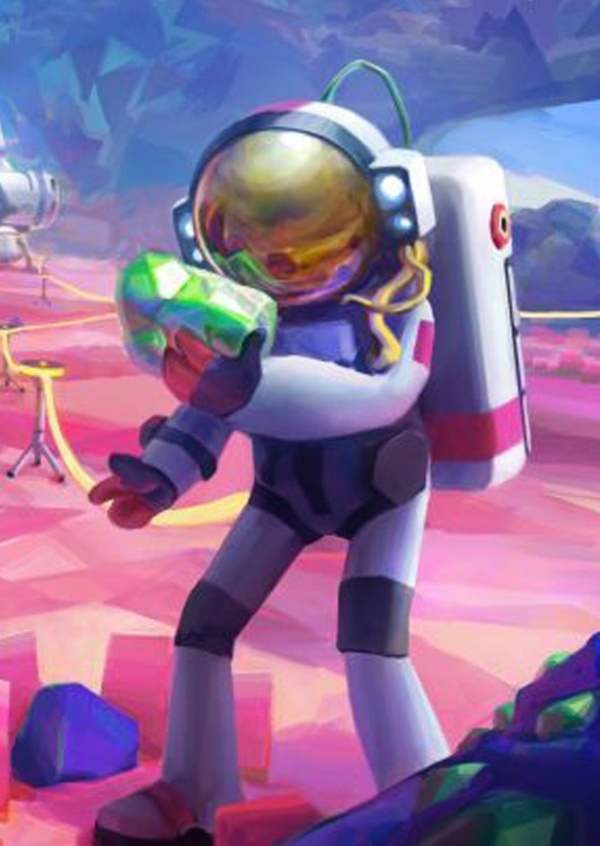 Cover zu Astroneer