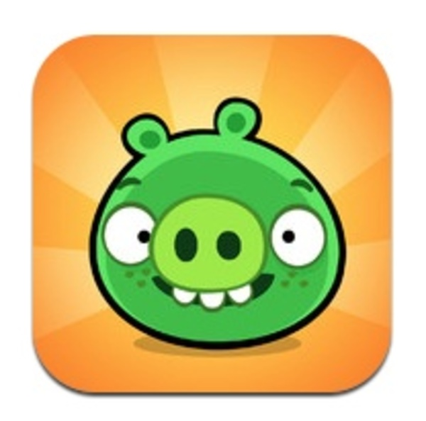 Cover zu Bad Piggies
