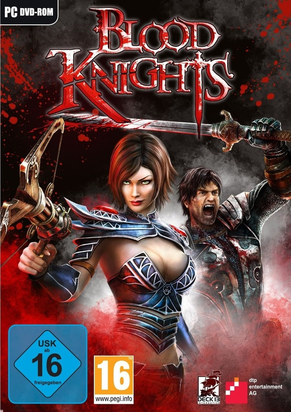 Cover zu Blood Knights
