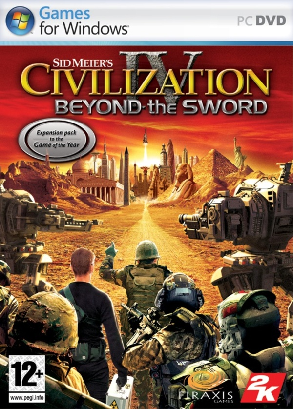 Cover zu Civilization 4: Beyond the Sword