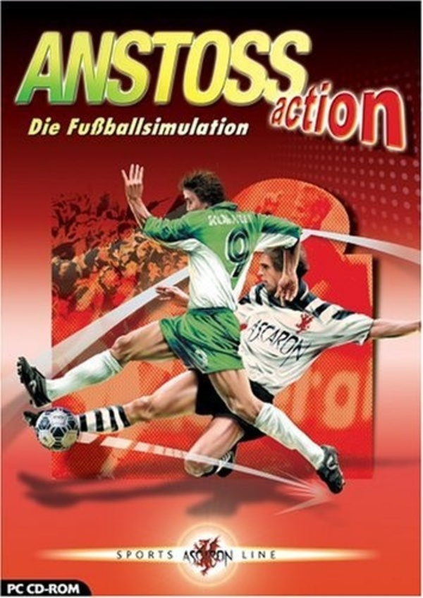 Cover zu Anstoss Action