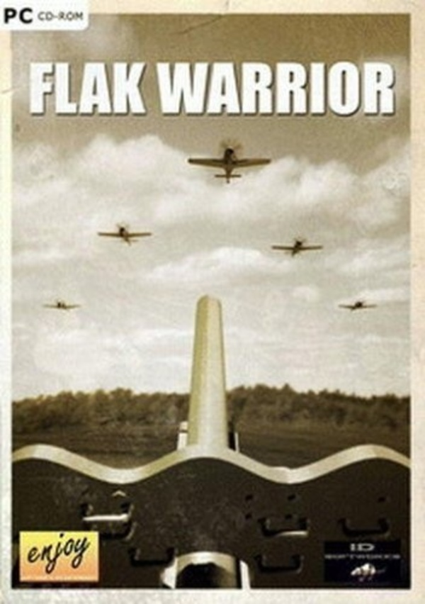 Cover zu Flak Warrior