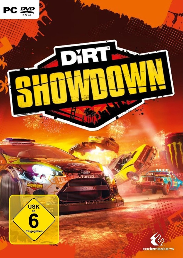 Cover zu DiRT Showdown