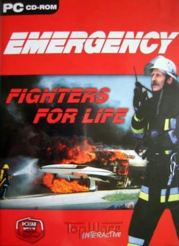 Cover zu Emergency: Fighters for Life