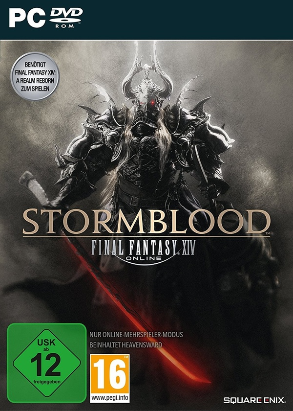 Cover zu Final Fantasy 14 Online: Stormblood
