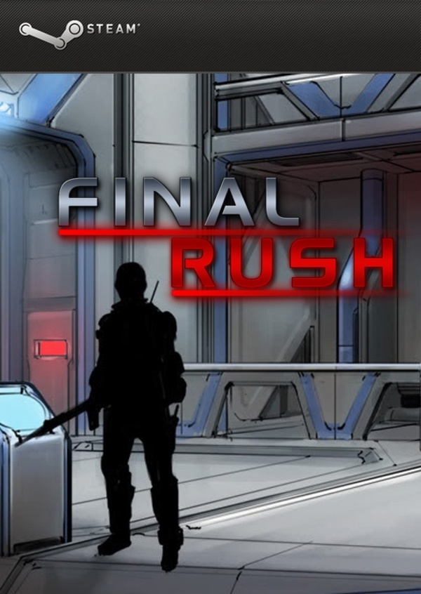 Cover zu Final Rush