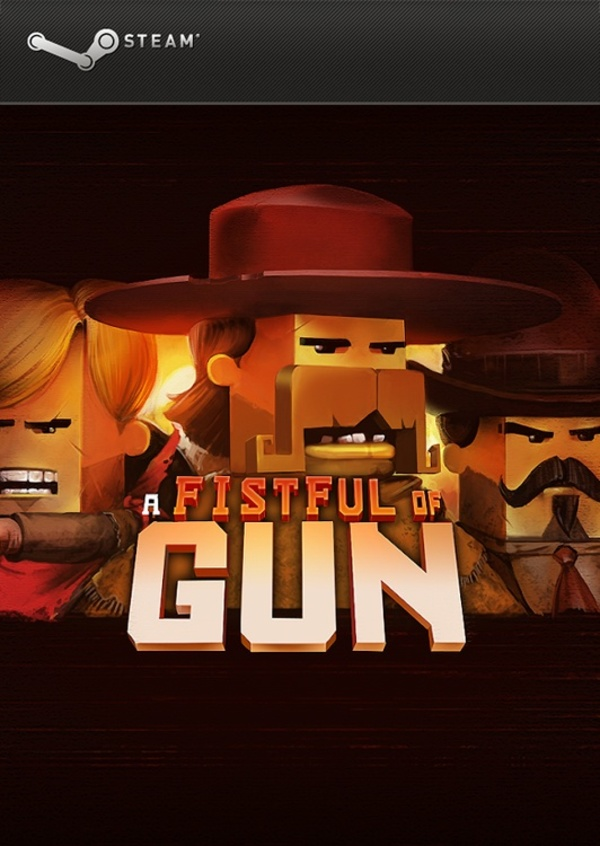 Cover zu A Fistful of Gun