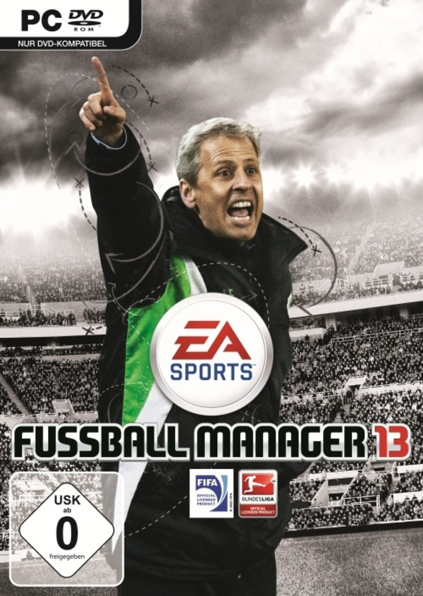 Cover zu Fussball Manager 13