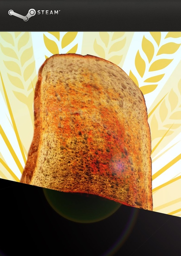 Cover zu I am Bread