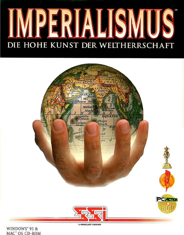 Cover zu Imperialismus