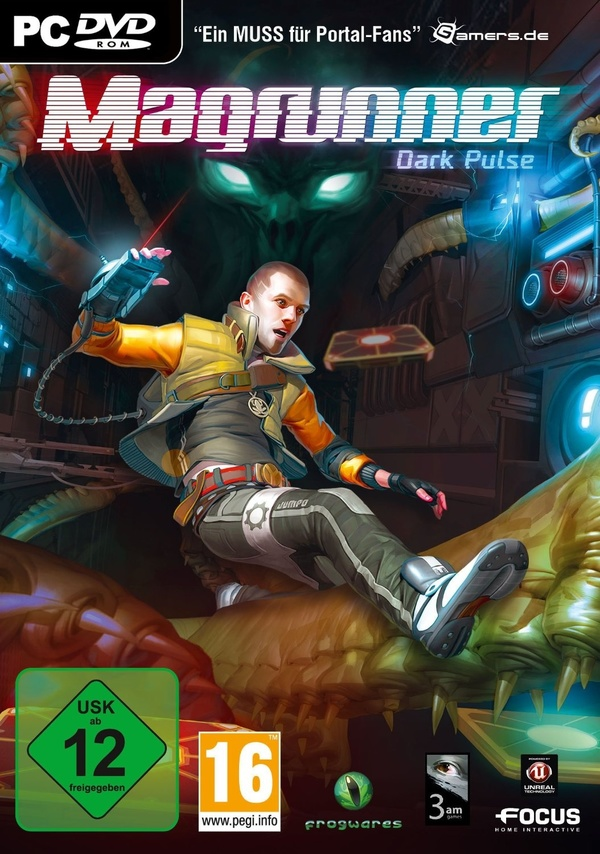 Cover zu Magrunner: Dark Pulse