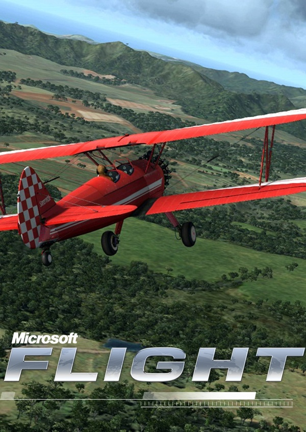 Cover zu Microsoft Flight