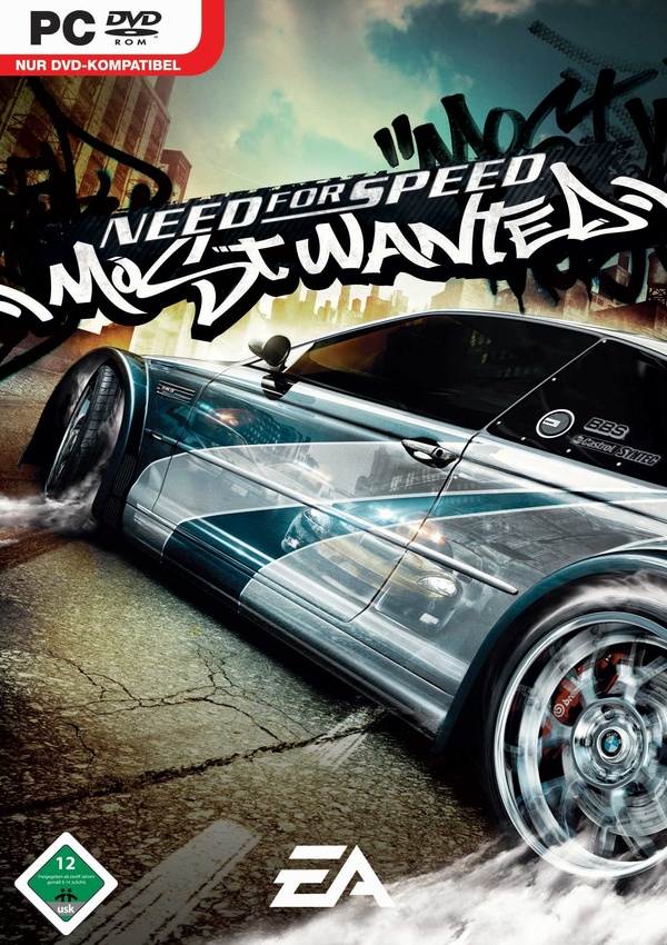 Cover zu Need for Speed: Most Wanted (2005)