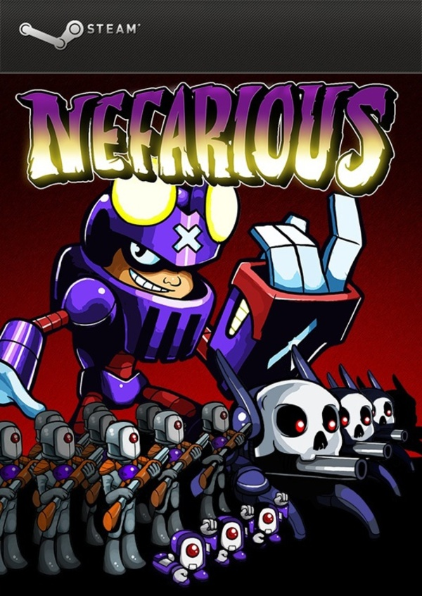Cover zu Nefarious