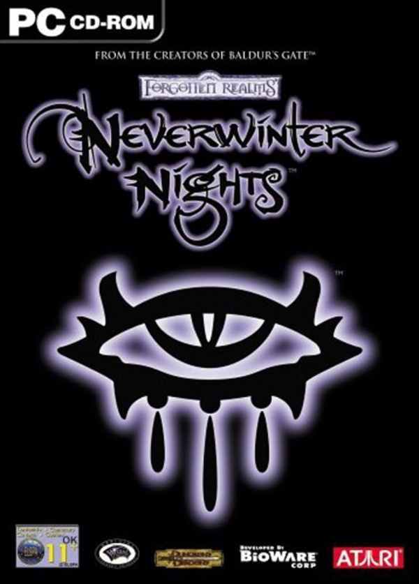 Cover zu Neverwinter Nights