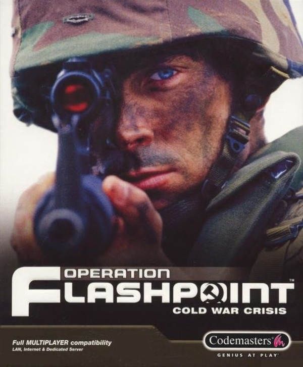 Cover zu Operation Flashpoint: Cold War Crisis