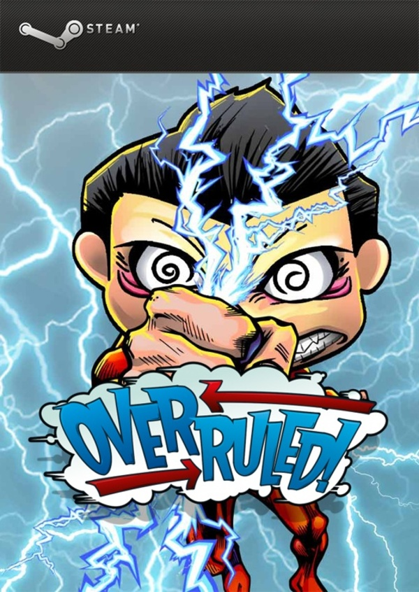Cover zu Overruled!