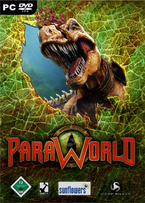 Cover zu Paraworld
