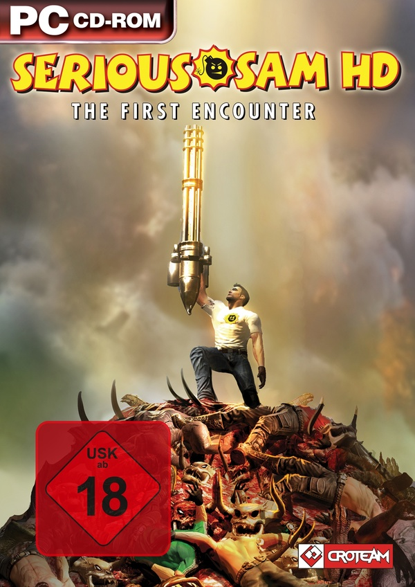 Cover zu Serious Sam HD: The First Encounter