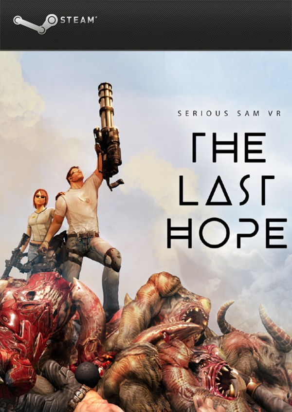 Cover zu Serious Sam VR: The Last Hope