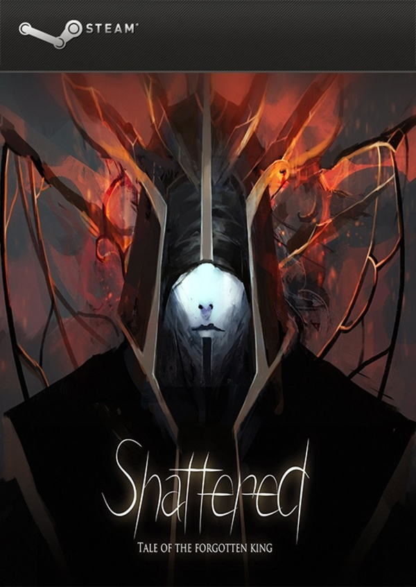Cover zu Shattered - Tale of the Forgotten King