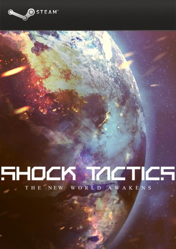 Cover zu Shock Tactics
