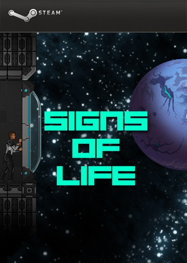 Cover zu Signs of Life
