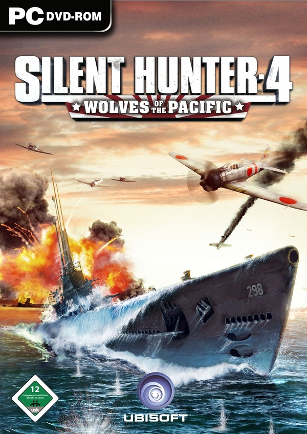 Cover zu Silent Hunter 4: Wolves of the Pacific