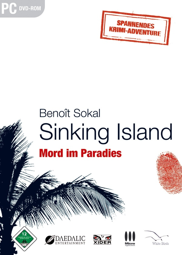 Cover zu Sinking Island: Mord im Paradies
