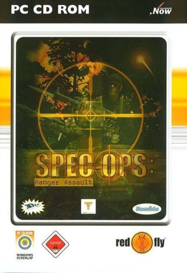 Cover zu Spec Ops: Ranger Assault
