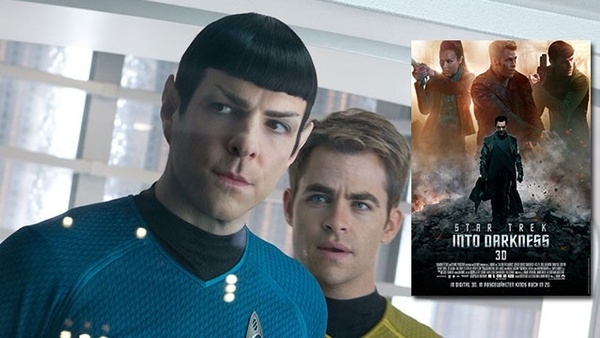Star Trek Into Darkness - Star-Trek-Gaming-Chairs und -Bluetooth-Keyboards gewinnen